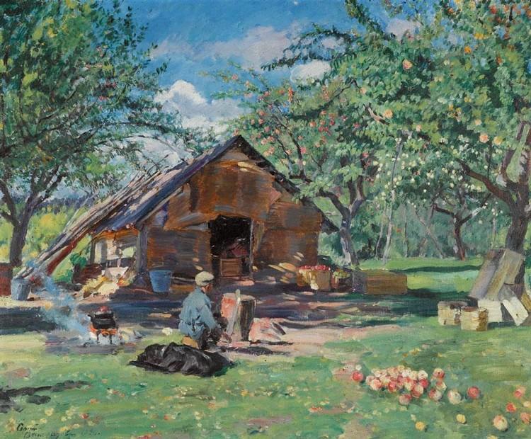 SERGEI ARSENEVICH VINOGRADOV, 1869-1938