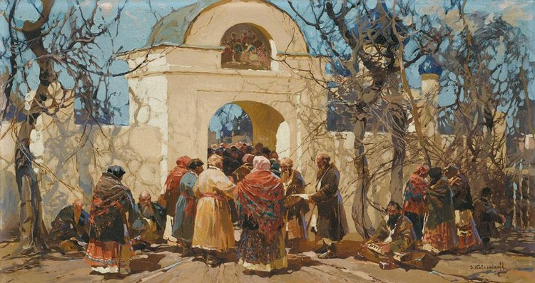 f - STEPAN FEDOROVICH KOLESNIKOV, 1879-1955
