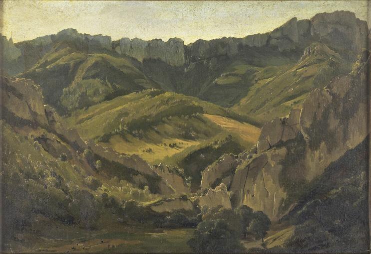 AUGUSTIN ENFANTIN BELLEVILLE 1793 - NAPLES 1827