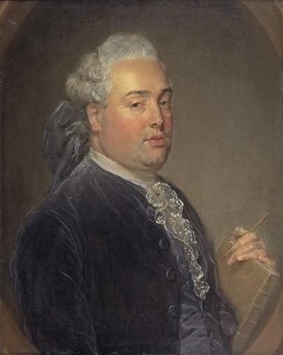 JEAN-BAPTISTE PERRONNEAU PARIS 1715 - 1783 AMSTERDAM
