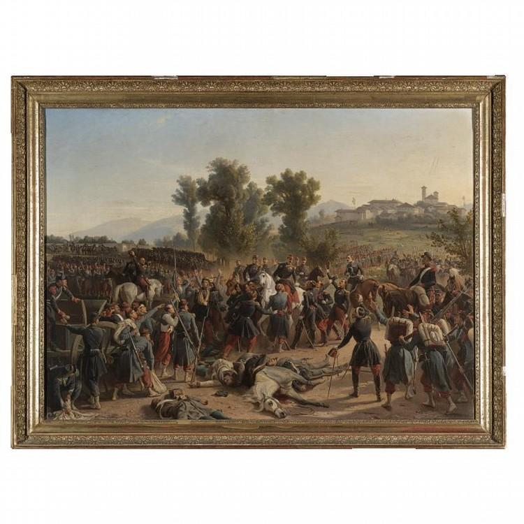 HENRI-FÉLIX-EMMANUEL PHILIPPOTEAUX 1815-1884