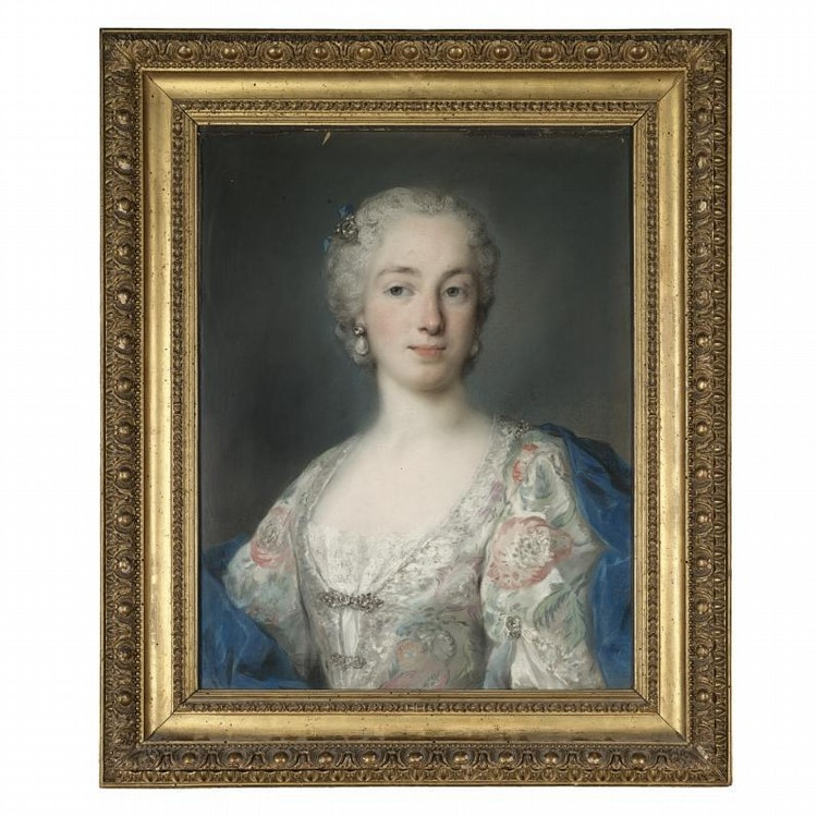 ROSALBA CARRIERA VENICE 1675 - 1757