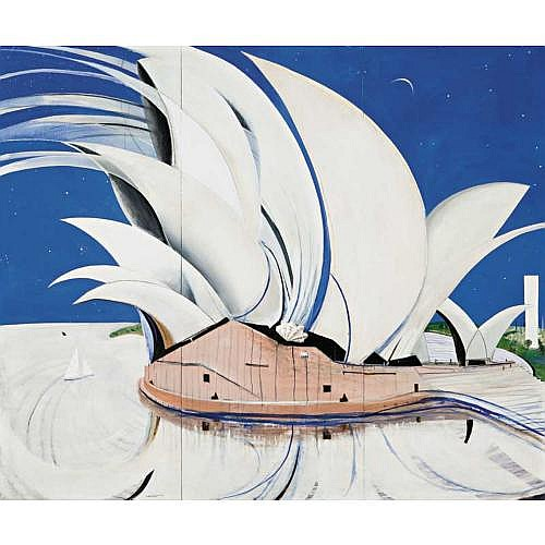 c - BRETT WHITELEY , OPERA HOUSE