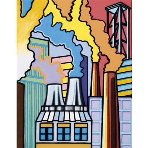 HOWARD ARKLEY , UNTITLED