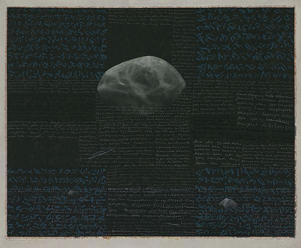 Jumaldi Alfi B. 1973 , Living The Past Serie #04 acrylic on canvas