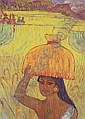 Theo Meier 1908-1982 , Balinese Maiden oil on canvas   ,  Theomeier, Click for value