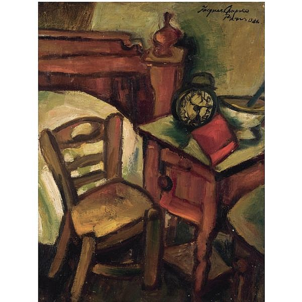 Jacques Chapiro , 1887-1972 
