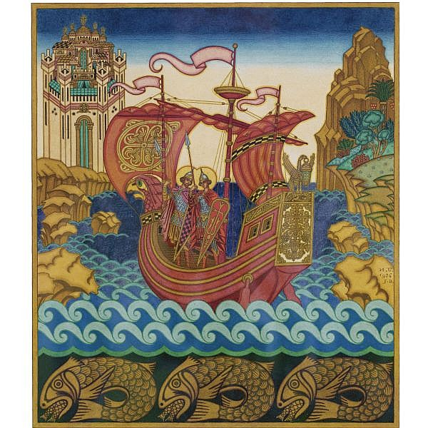 Ivan Yakovlevich Bilibin , 1876-1942 