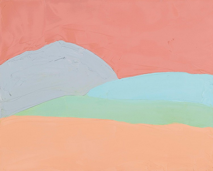 ETEL ADNAN | Untitled (#147)