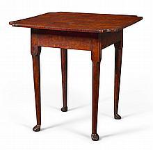 QUEEN ANNE WALNUTTAVERN TABLE, PENNSYLVANIA, CIRCA 1760 |