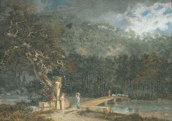 c - SALOMON GESSNER 1730-1788