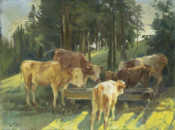 ERNST HODEL 1881-1955