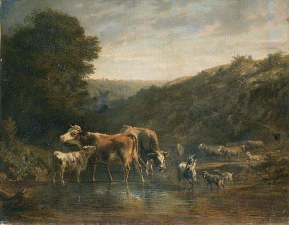 CHARLES HUMBERT 1813-1881