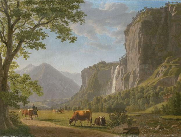 JOHANN JAKOB BIEDERMANN 1763-1830