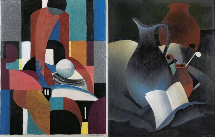GUSTAVE BUCHET 1888-1963