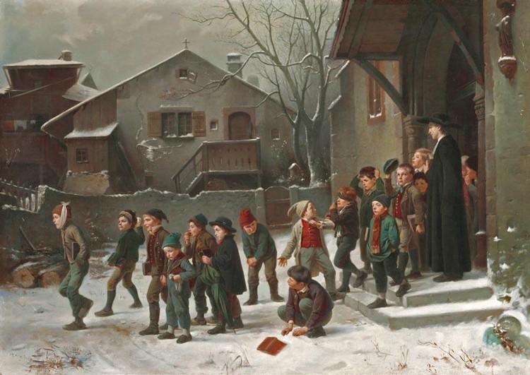 BENJAMIN VAUTIER 1829-1898