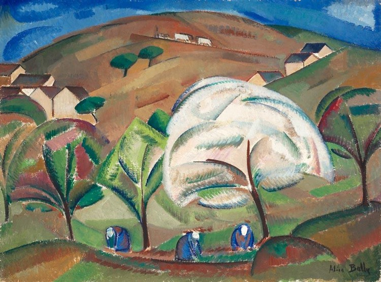 c - ALICE BAILLY 1872-1938