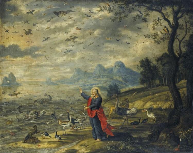 ISAAC VAN OOSTEN ANTWERP 1613 - 1661