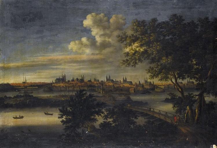 WILLEM VON BEMMEL, UTRECHT 1630 - 1708 WÖHRD