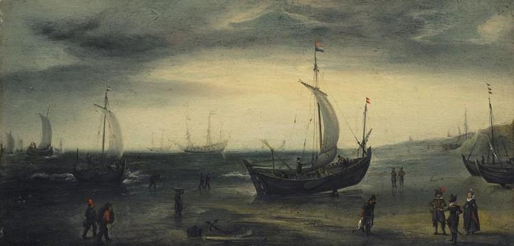 HENDRICK CORNELISZ. VROOM HAARLEM CIRCA 1563 - 1640