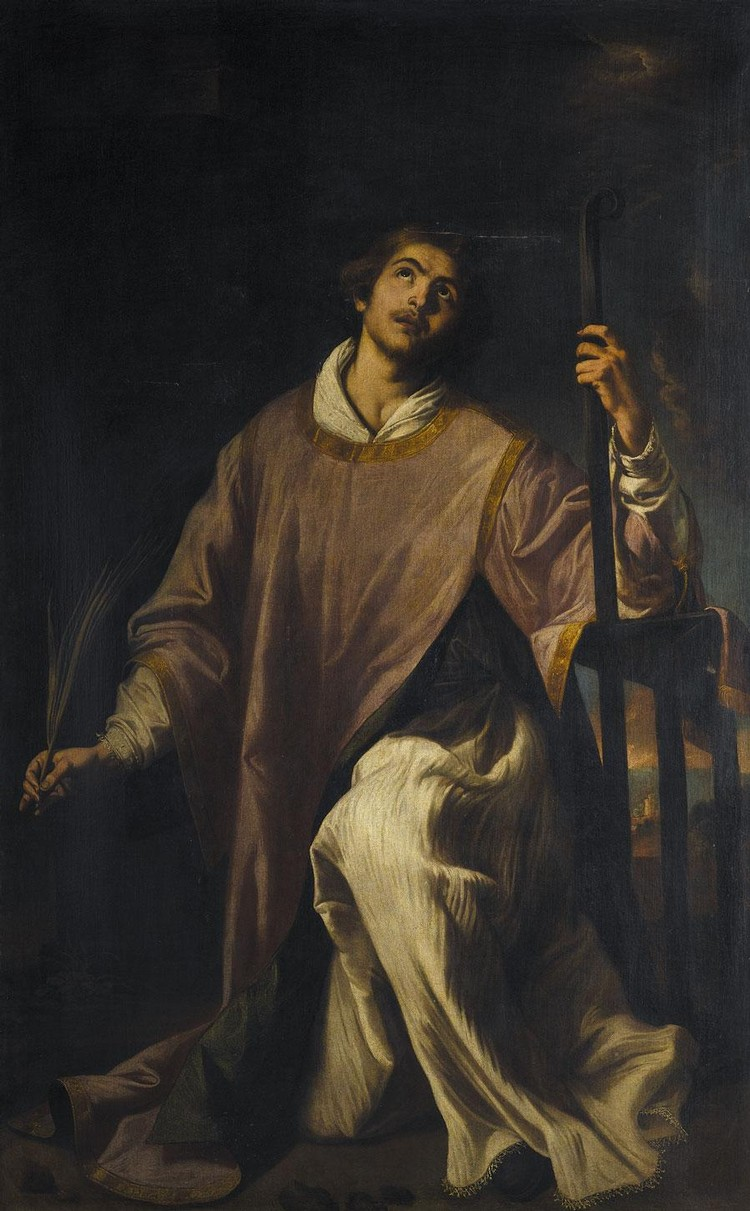 JERÓNIMO JACINTO ESPINOSA COCENTAINA, ALICANTE BAPT 1600 - 1667 VALENCIA