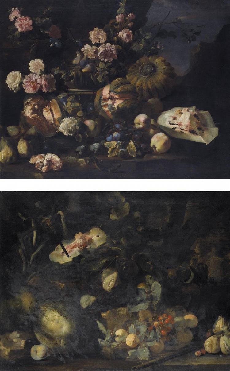 MICHELE PACE DEL CAMPIDOGLIO ROME 1610 (?) - 1670(?)