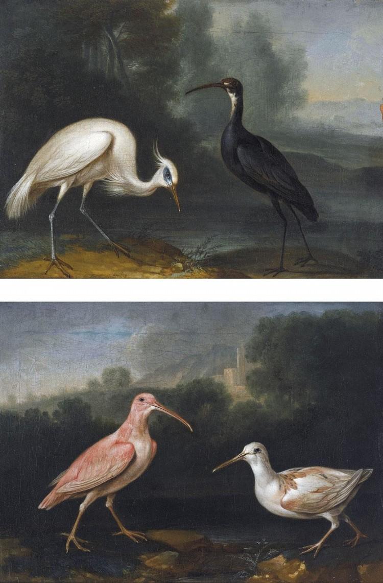 PHILIPP FERDINAND DE HAMILTON BRUSSELS CIRCA 1664 - 1750 VIENNA