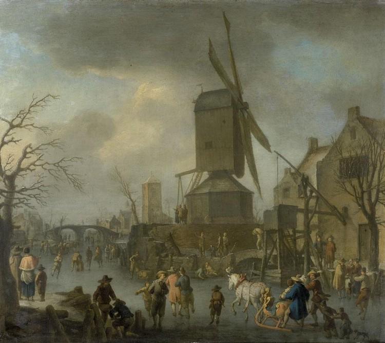 FRANZ DE PAULA FERG VIENNA 1689 - 1740 LONDON