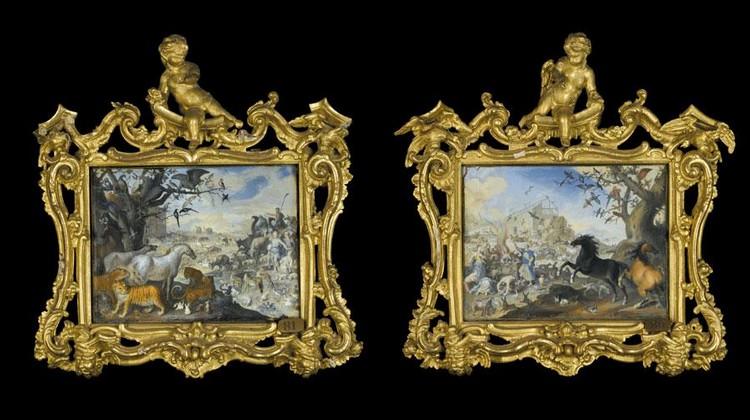 RIDOLFO MANZONI CASTELFRANCO VENETO 1675 - 1743/45