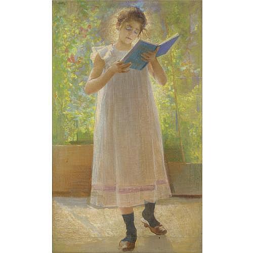 Giovanni Sottocornola (Milano 1855 - 1917) , libro azzurro