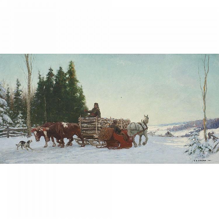 FREDERICK SIMPSON COBURN 1871 - 1960