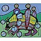 NORVAL MORRISSEAU 1931 - 2007, Norval Morrisseau, Click for value