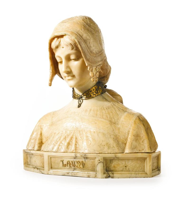ANGIOLO MALAVOLTI ITALIAN, 1876-1947   LAURA