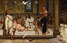 HORACE VAN RUITH | Untitled (A Brahmin Household)