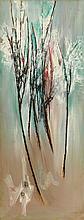 B. PRABHA | Untitled (Trees)