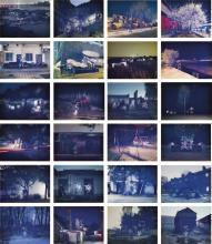 QIU ZHIJIE | Light Writing: 24 Seasons (set of 24)