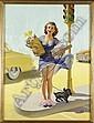 ART FRAHM 1907-1981 BY THE TRAFFIC LIGHT, Art Frahm, Click for value