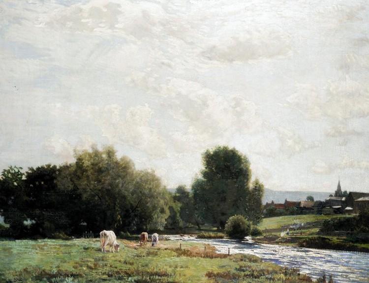ROBERT NOBLE R.S.A., 1857-1917