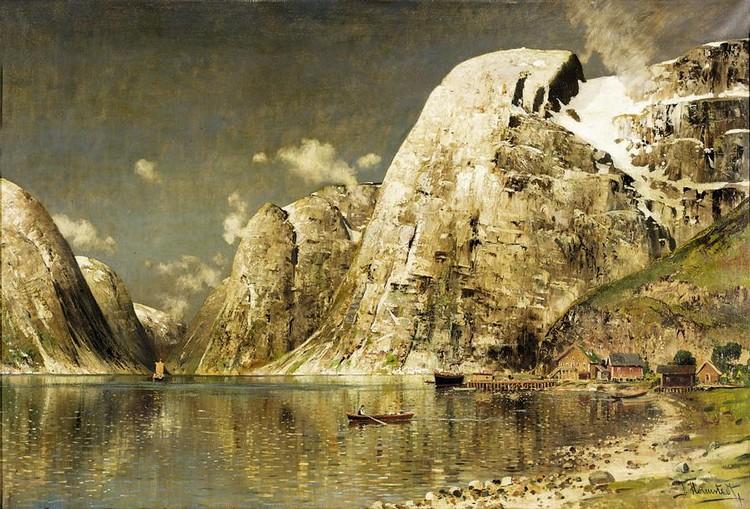 c,w - JOHANN HOLMSTEDT SWEDISH, 1851-1929