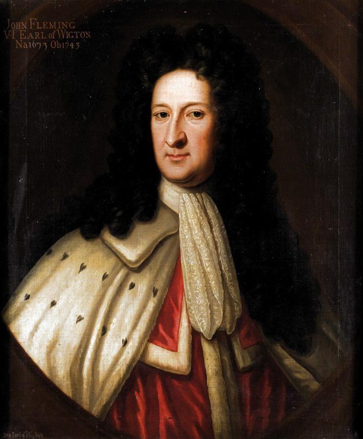 SIR JOHN BAPTIST MEDINA, 1659-1710
