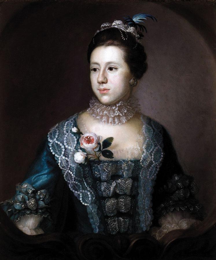 JOHN ASTLEY, 1724-1787