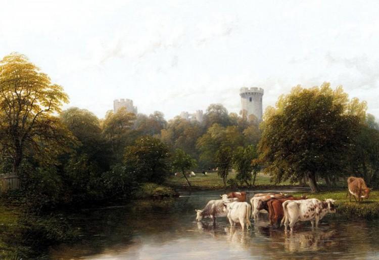 THOMAS BAKER OF LEAMINGTON, 1809-1869