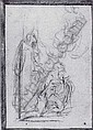 POLIDORO CALDARA, CALLED POLIDORO DA CARAVAGGIO (1490/1500-1543) THE MADONNA AND CHILD ADORED BY TWO SAINTS., Polidoro da Caravaggio, Click for value