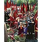 Arsen Savadov , Ukrainian b.1962 Collective Red   photograph     , Arsen Savadov, Click for value