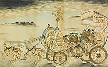 SOLON NEWMAN (1832 - 1904) | Circus Chariot