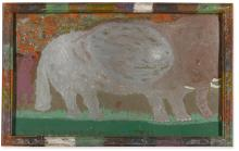 WILLIAM L. HAWKINS (1895 - 1990) | Elephant