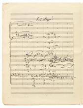 Musical Manuscripts