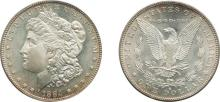 Historic Coins and Medals | Featuring Magnificent Morgan Silver Dollars from the Collection of Ralph and Lois Stone