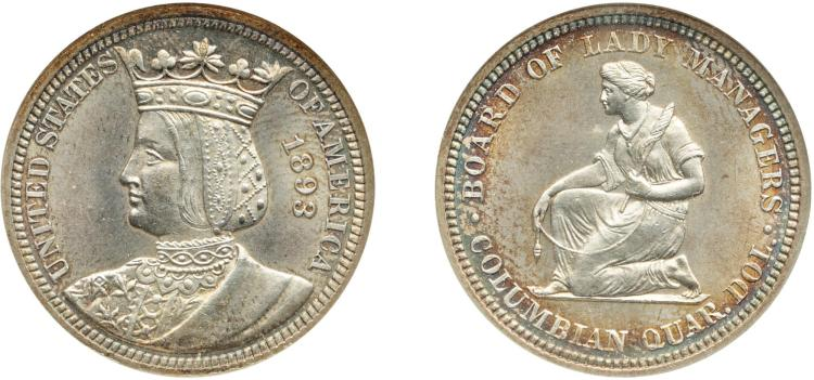 SET OF COMMEMORATIVE SILVER COINS (143), 1892-1954, PCGS MS 65 (118), NGC MS 65 (23), ANACS MS 65 (2)