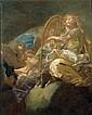 GIACOMO DEL PO ROMA 1652-1726 NAPOLI, Giacomo del Po, Click for value